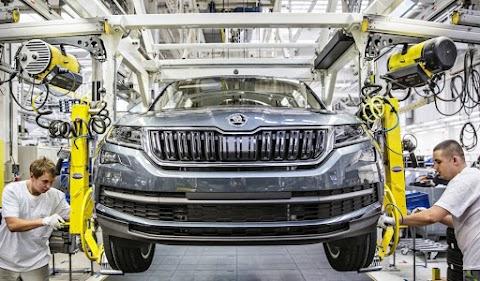 Újra rekordszinten a csehországi autógyártás