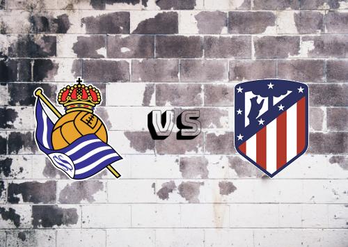 Real Sociedad vs Atlético Madrid  Resumen
