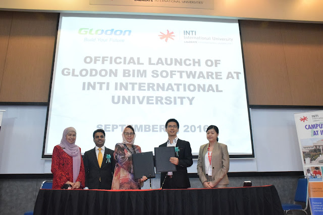 INTI Nilai, Goldon BIM launching,