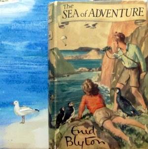 Enid Blyton The Sea of Adventure