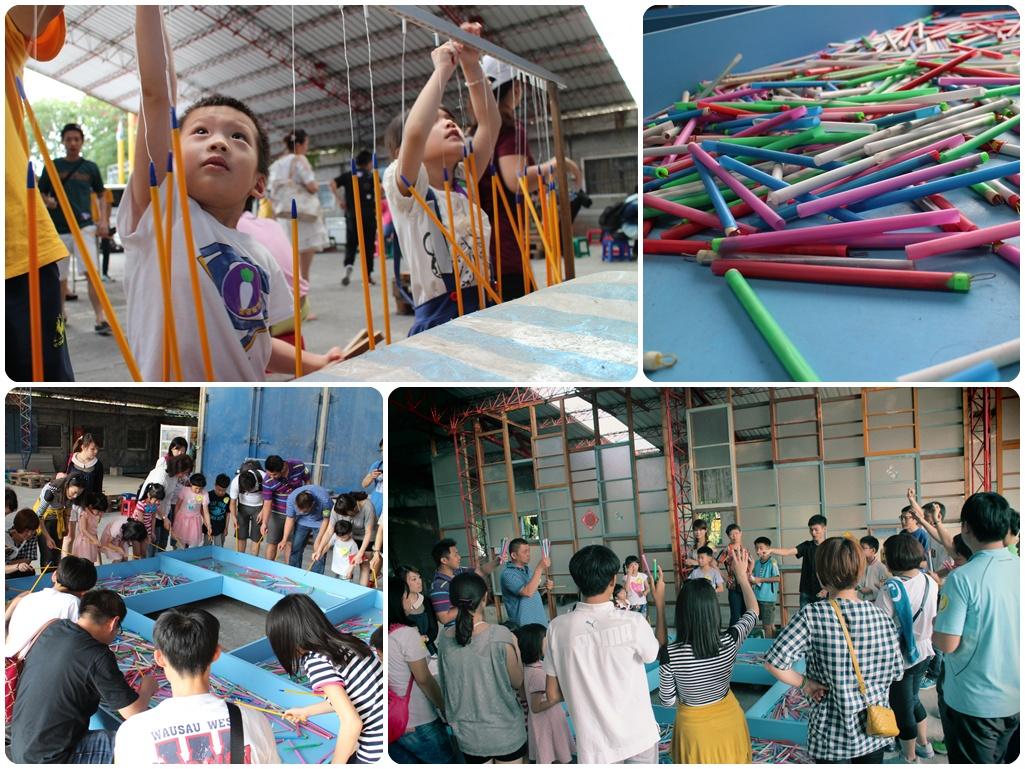 宜蘭觀光工廠協會: 動態玩樂,靜態學習150元一次滿足-玉兔鉛筆學校