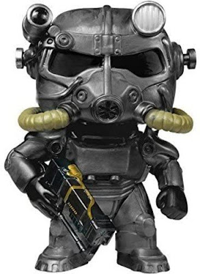 Funko Pop Power Armor Action Figure