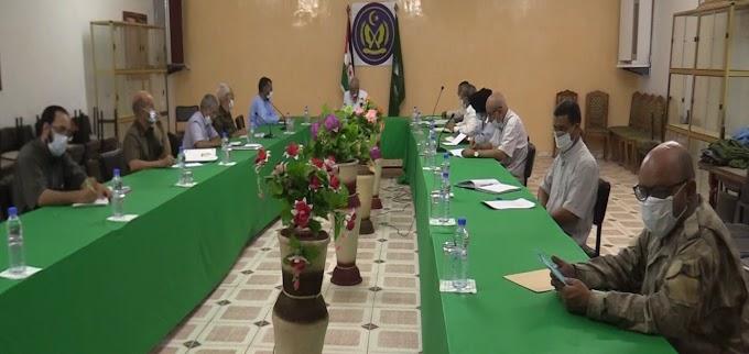 بيان إجتماع المكتب الدائم للأمانة الوطنية للجبهة (06/07/2020)