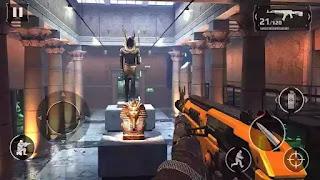لعبة مودرن كومبات mc5 مهكره Modern Combat 5 apk مهكرة جاهزة تهكير كامل اخر اصدار للاندرويد