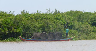 Tonle Sap Lake, Kompong Khleang.