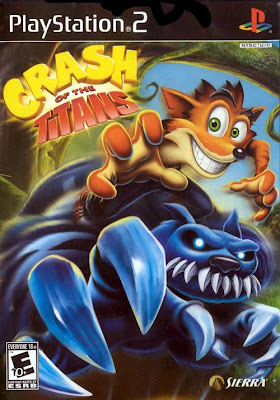 Crash Of The Titans (PS2) 2007