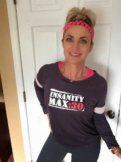 Vanessa McLaughlin, vanessamc246, the butterfly effect, change one thing change everything, Insanity Max 30, Insanity Max 30 results, Insanity Max 30 program, Insanity, Beachbody