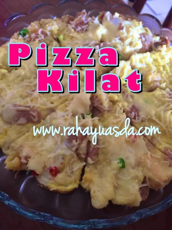 Resep Pizza Kilat Nggak Pakai Lama