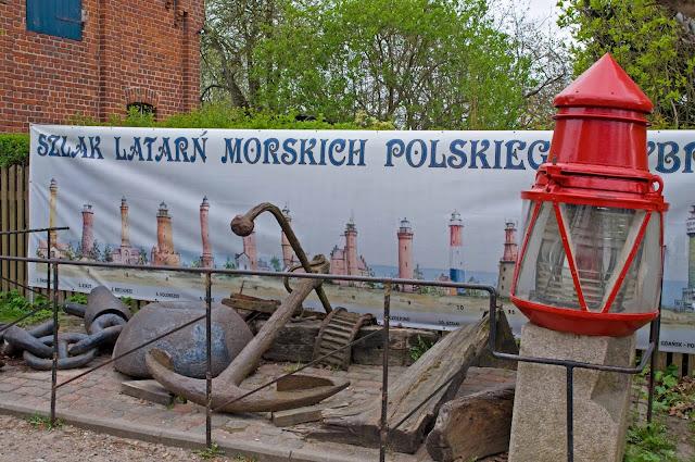 latarnie morskie w Polskie wybrzeże szlak