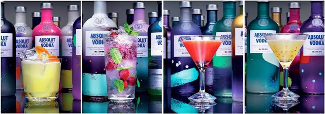 absolut unique, uniquely designed & individually numbered, absolut vodka, drinks, vodka, party, One of a Kind, Millions of Expressions, vodka unique cocktails, absolute unique cocktails recipies