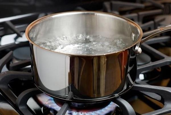 konveksi air panas