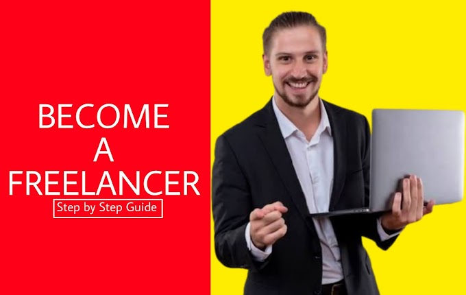How to Start Freelancing in 7 Steps for Beginners