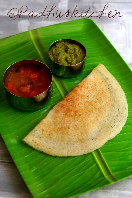 Broken Wheat Dosa Recipe-Dalia Dosa