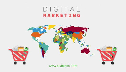 : Expand your business across the globe through digital marketing