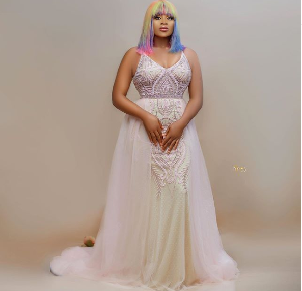 See Actress Uche Ogbodo's stunning photos to mark her 34th birthday