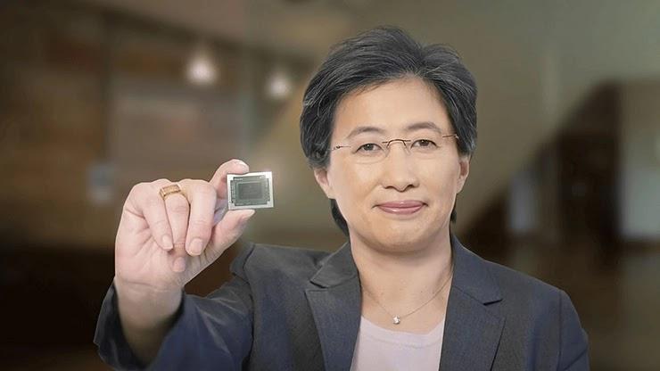 AMD чья компания