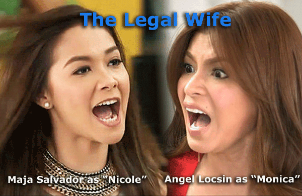 "Maja Salvador Mistress Role on ""The Legal Wife"" ABS-CBN Teleserie"