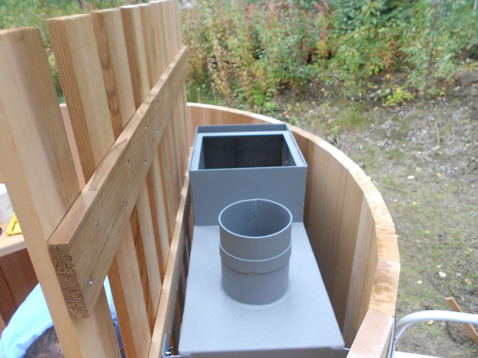 Wood Fired Hot Tub Kit