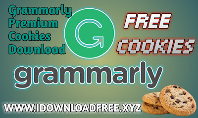 Grammarly Premium Cookies