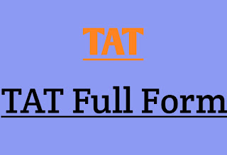 TAT Full Form and Information About TAT SSB and Company