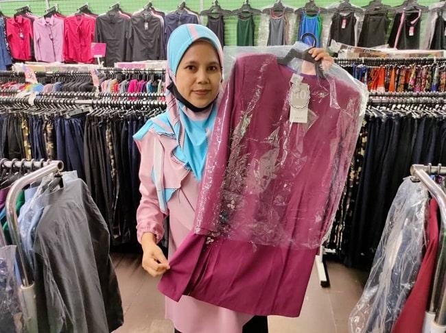 Baju Kurung 2021 Sedondon