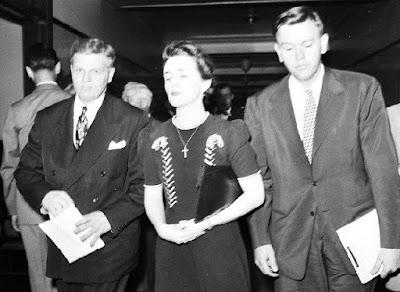 Nazi spy Toronto Detroit crime treason Rosedale Irish Catholic