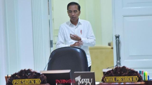 PKB Yakin Jokowi Bisa Selesaikan Konflik Palestina, Warganet: Halunya Ketinggian