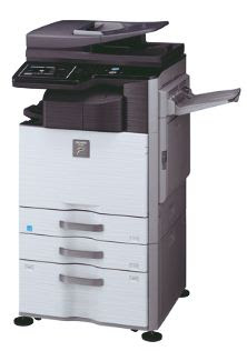 Sharp MX-2614N Printer Driver Download - Windows, Mac, Linux