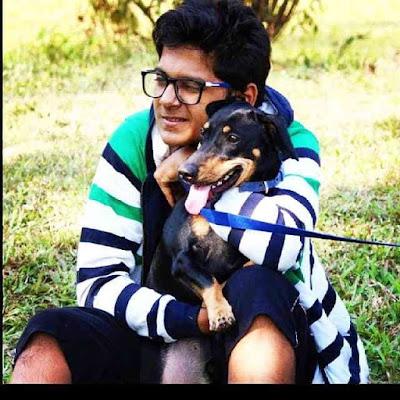 Soul Mortal With His Pet CharanDas