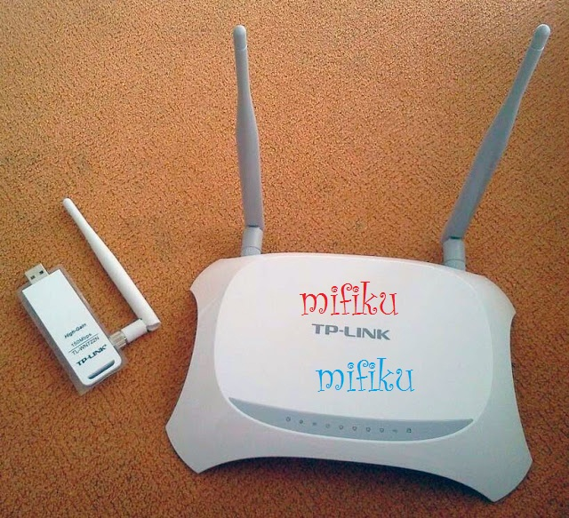 Harga Modem Router WiFi Tekom Speedy