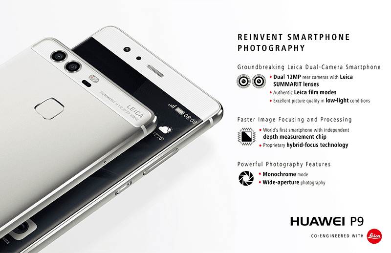 More details about P9 and P9 Plus