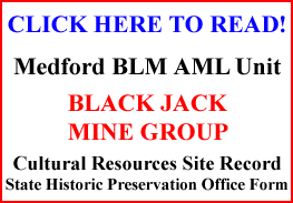 Click here to read documents from the Lyin' Liars at BLM!