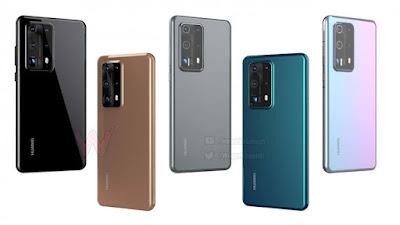 سلسلة هواتف Huawei P40 سوف تكون ارخص من جيل السابق سلسلة P30