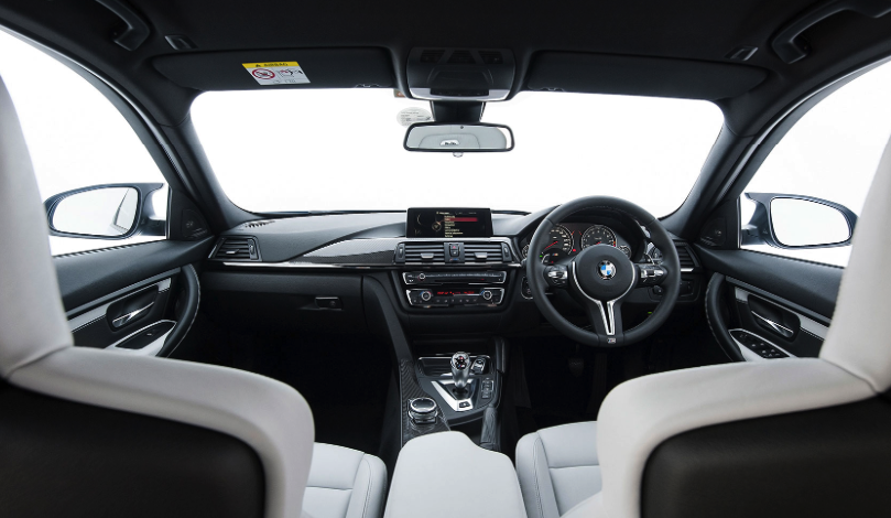 2017 BMW M3 Sedan is on Fire Review and Release Date Interior