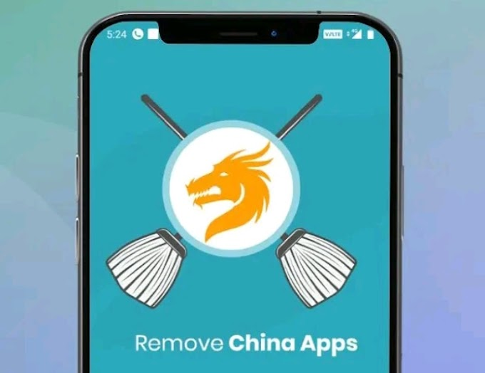 Remove Chinese Apps trending in India. List of Chinese Apps in India