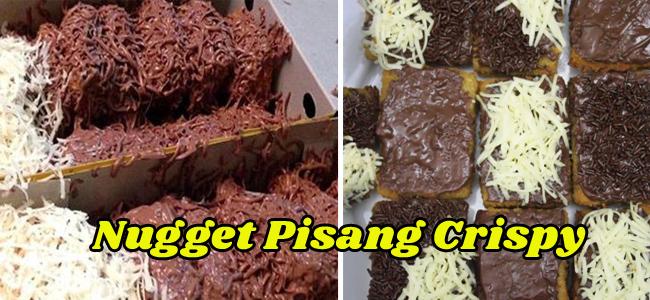 Resep Nugget Pisang Crispy Enak dan Sederhana
