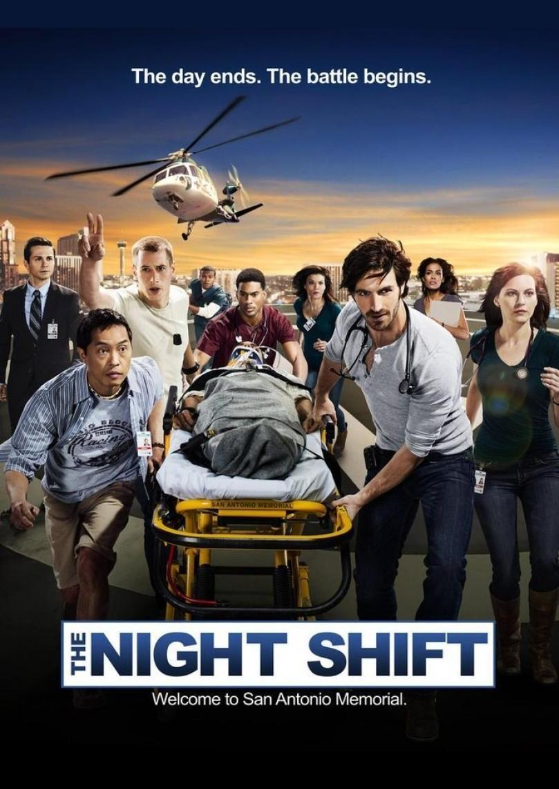The Night Shift Serie Completa Latino