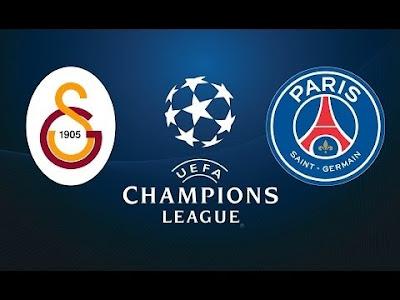 مباراة باريس سان جيرمان وجالطة سراي بجودة عالية