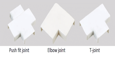 types of joint used in casing capping