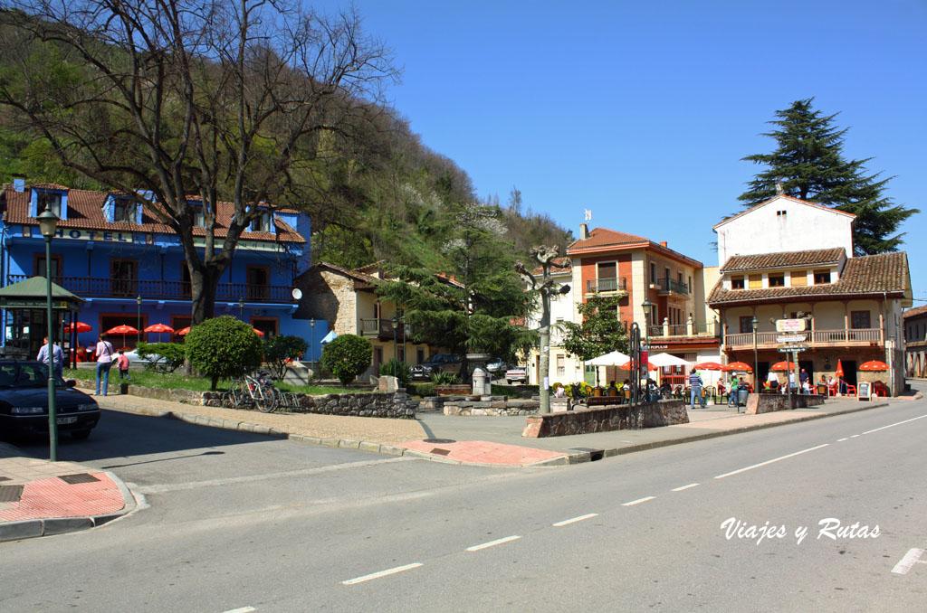 Plaza de Proaza, Asturias