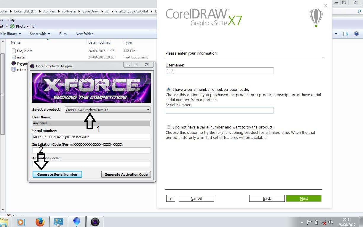 corel x7 win 10 64 bit