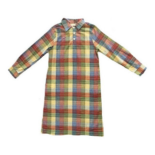 Ace & Jig Munro Dress in Madras
