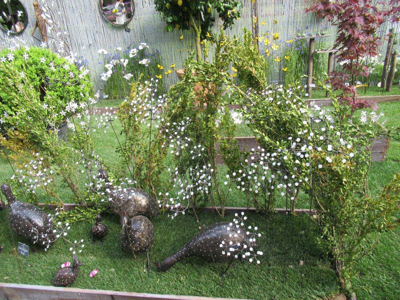Decorazioni Da Giardino In Metallo : Gattino decorazione per vaso in metallo art st nel