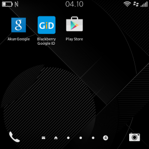 Cara Instal Google Play Store Pada Blackberry OS 10