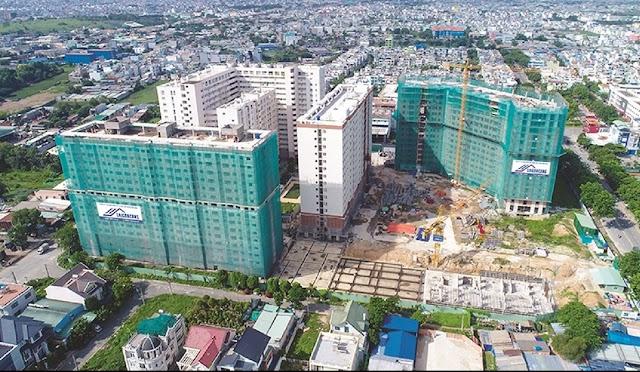 Dự án bất động sản dính kiện tụng, người mua nhà lãnh đủ
