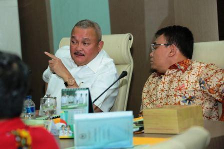Gubernur Sumsel Sambut Kunjungan Komisi IX DPR RI