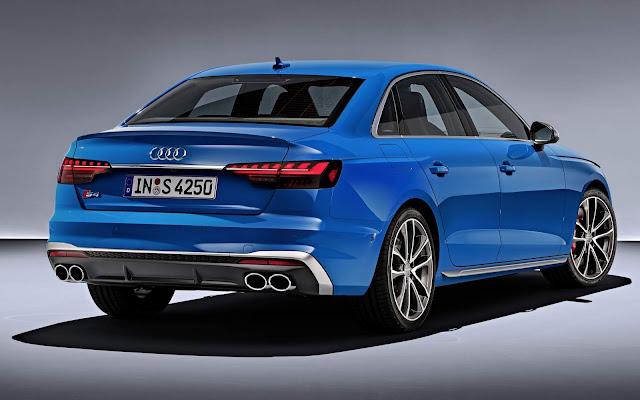 Novo Audi S4 2020