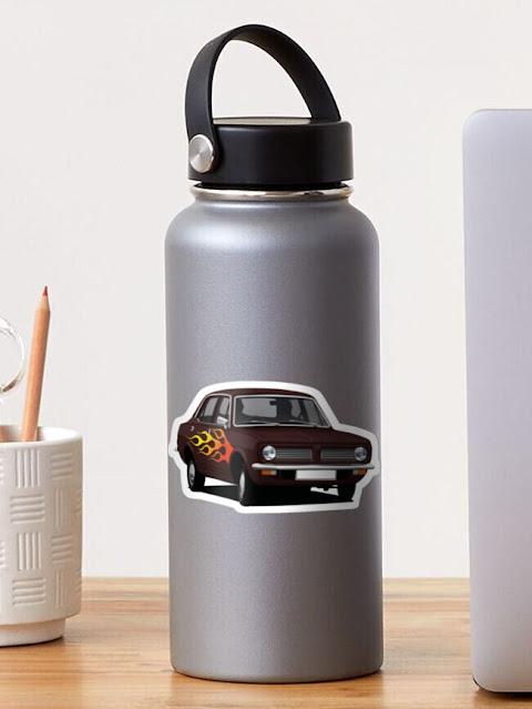 Morris Marina Sedan car stickers