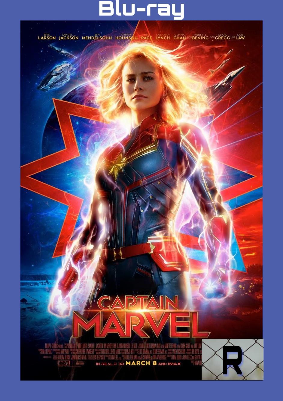 Descargar Capitana Marvel Hd Español Latino Mega 1fichier Uptobox
