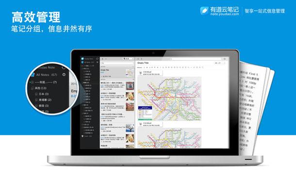 有道雲筆記 - Mac 上小而美,提供小而美的雲端筆記,安全穩定的雲端筆記 | 愛瘋日報:最專注的蘋果媒體